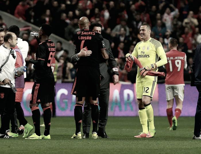 Braga x Benfica: águias recuperam liderança em jogo sofrido