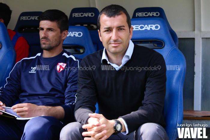 """Diego Martínez: """"Veo las caras de mis jugadores y tengo aún más confianza"""""""