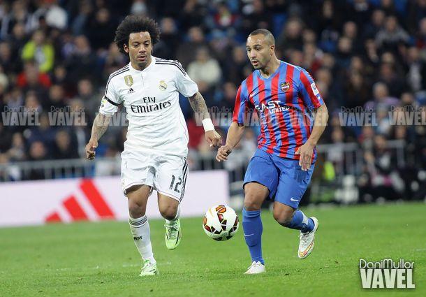 Real Madrid - Levante UD: puntuaciones del Levante UD, 27ª jornada de la Liga BBVA