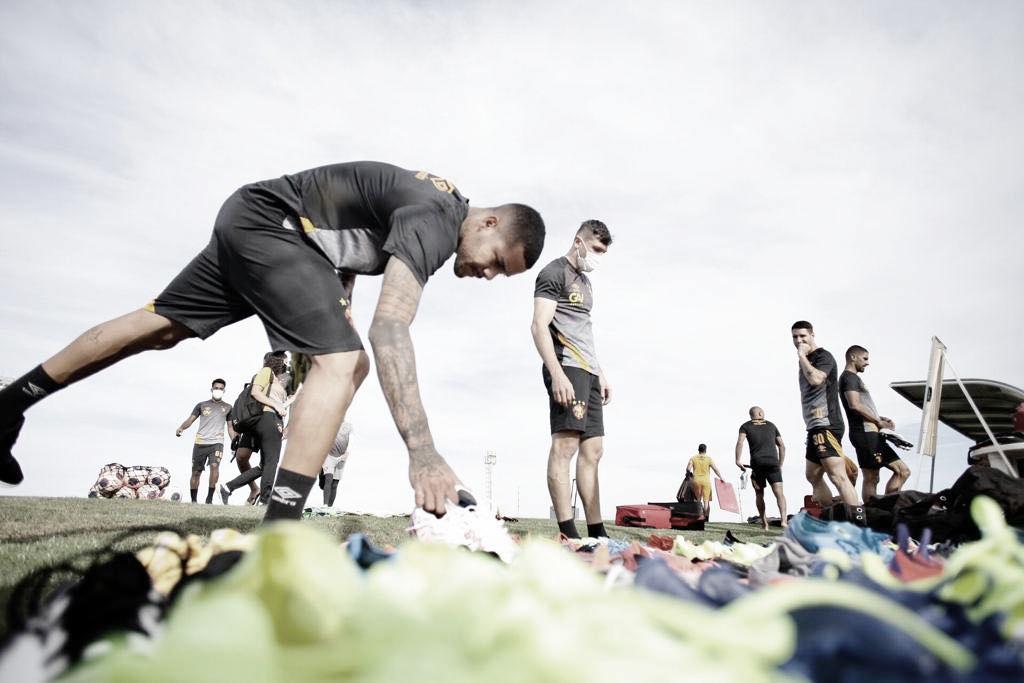 Eliminado na Copa do Nordeste, Sport prioriza disputa do Campeonato Pernambucano