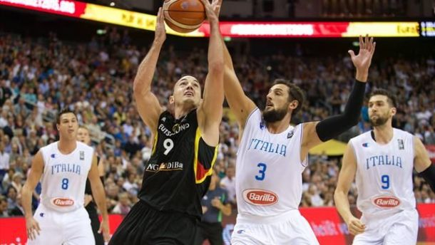 Eurobasket 2015, impresa azzurra: l'Italia batte la Germania 89-82