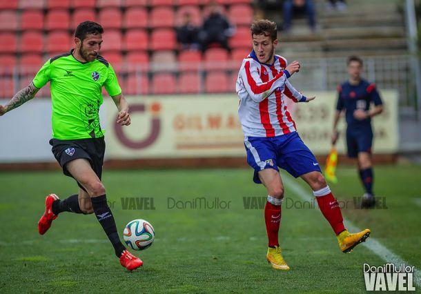 La SD Huesca golpea más fuerte