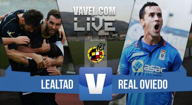 Resultado Lealtad - Real Oviedo (0-1)