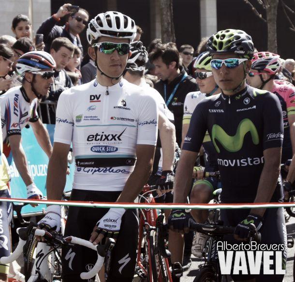 Lágrimas de la Vuelta al País Vasco