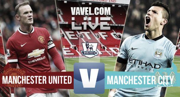 Resultado Manchester United - Manchester City (4-2)