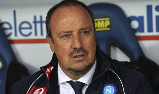 Benitez contract talks stalled