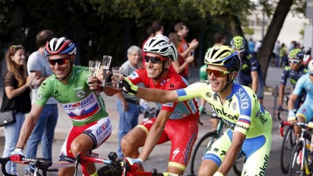Da Froome a Contador, da Aru a Sagan: tutti i protagonisti della stagione 2015