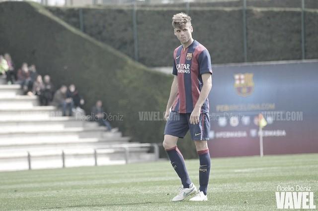 La Masía por el mundo: Adrià Vilanova, el muro que resguarda al FC Andorra