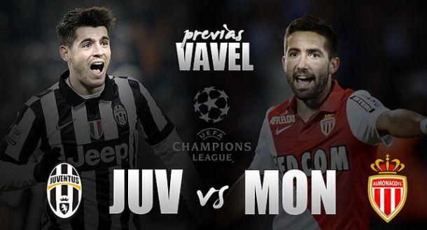 Scocca l'ora di Juventus - Monaco: obiettivo semifinale