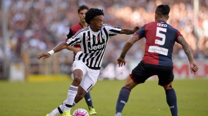 Risultato Juventus Vs Genoa di Serie A 2015/16 (1-0): Cuadrado ispira, De Maio sbaglia porta