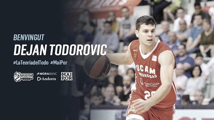 Todorovic, cuarta incorporación para Andorra
