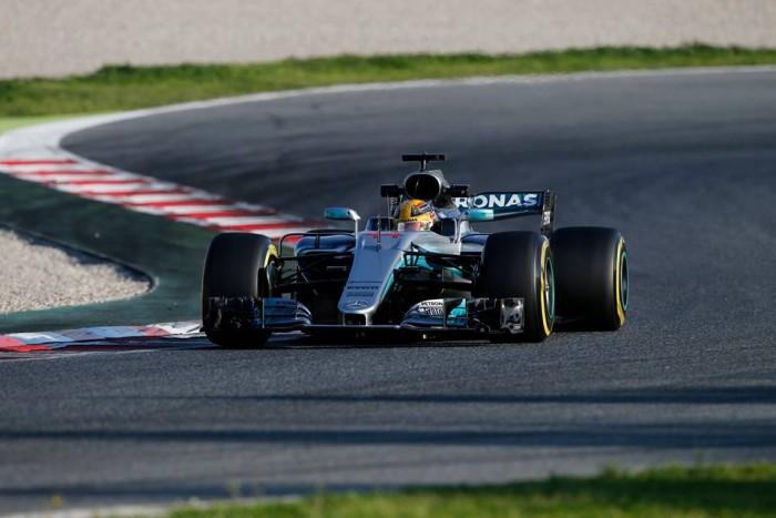 F1, Day1 Barcellona: Hamilton il più veloce, ma Vettel è vicinissimo