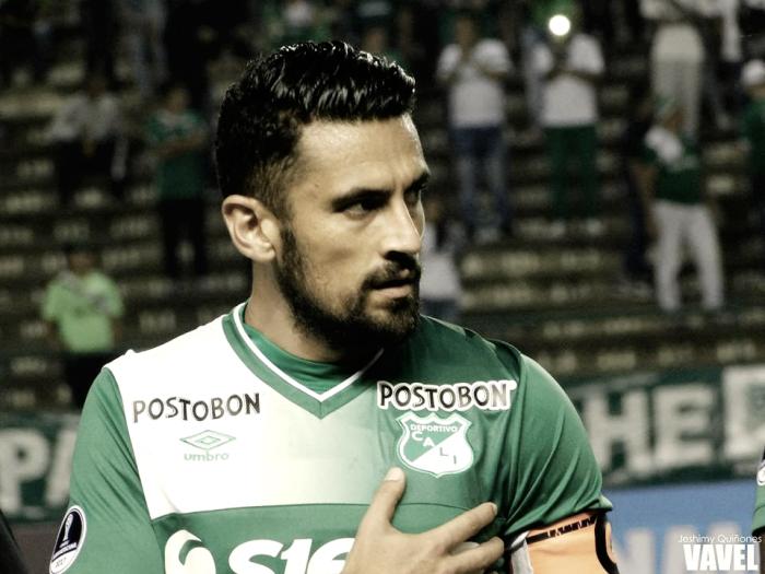 """Andrés Pérez: """"Será especial enfrentarlo ahora"""""""