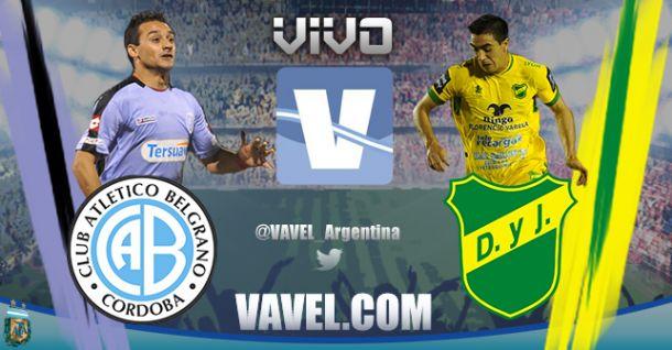 Resultado Belgrano - Defensa y Justicia 2014 (3-0)