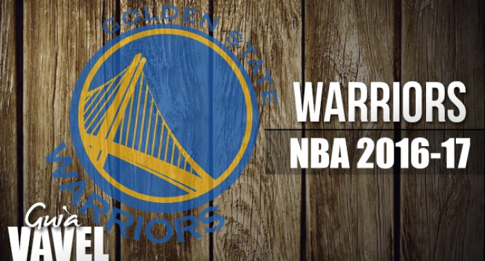 Guía VAVEL NBA 2016/17: Golden State Warriors