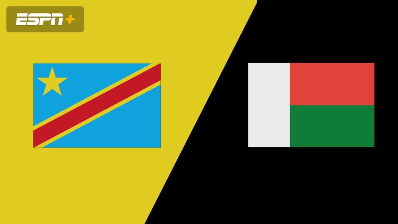 Resumen y mejores momentos del Madagascar 1-0 Congo en Eliminatorias Qatar 2022