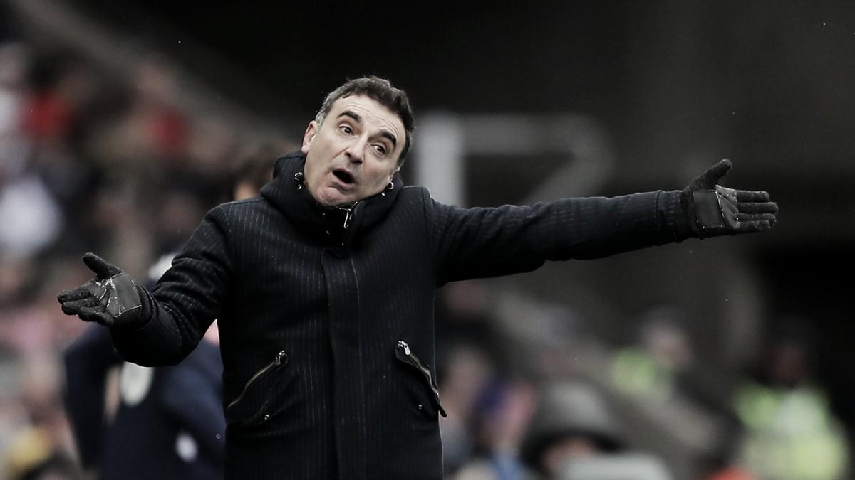 """Carlos Carvalhal: """"Nuestra copa ha terminado pero ha sido muy positiva"""""""
