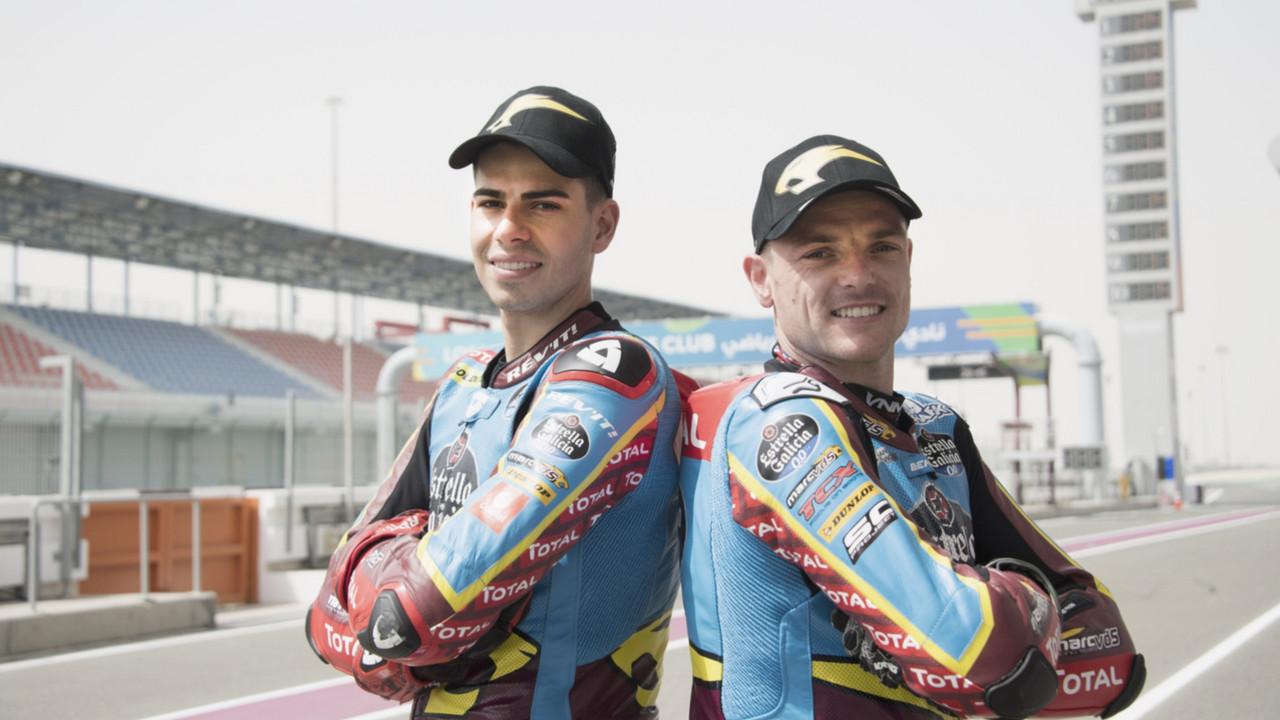Fernández y Lowes listos para reiniciar el Campeonato Mundial 2020