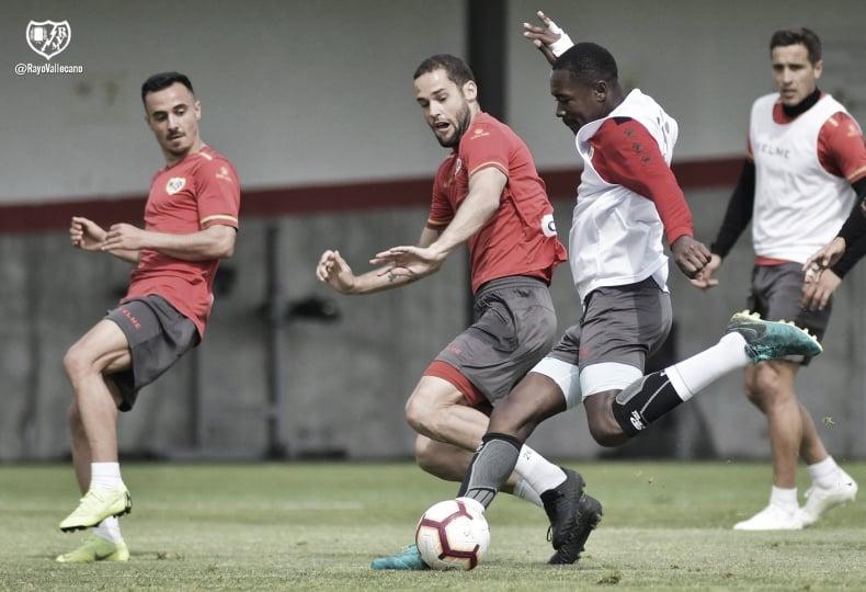 Vuelta al trabajo del primer equipo de cara al Huesca