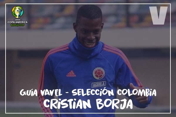 Guía VAVEL, cafeteros en la Copa América 2019: Cristian Borja