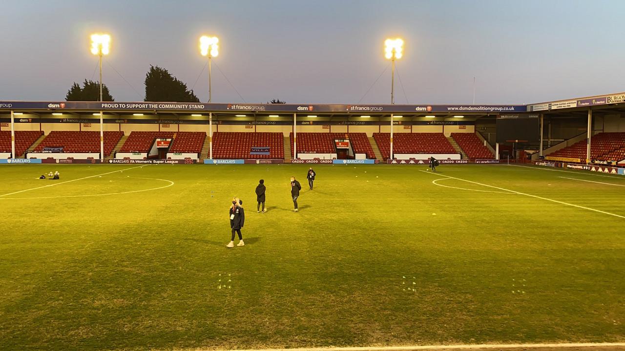 Aston Villa Women 0-2 Brighton & Hove Albion: Villa play with relegation fire