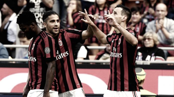 Montella svela i nuovi rigoristi del Milan: