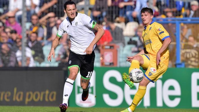 Serie B: tornano a vincere Benevento e Cittadella, crolla il Carpi contro l'Ascoli. Che Entella!