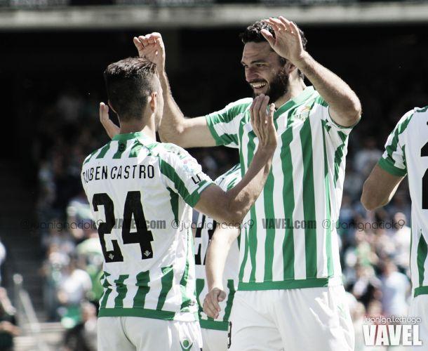 Real Betis - Zaragoza, puntuaciones Real Betis, jornada 34