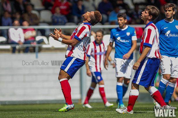 El Bilbao Athletic hunde la Academia rojiblanca