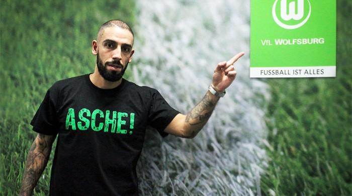 Winger Ashkan Dejagah returns to Wolfsburg