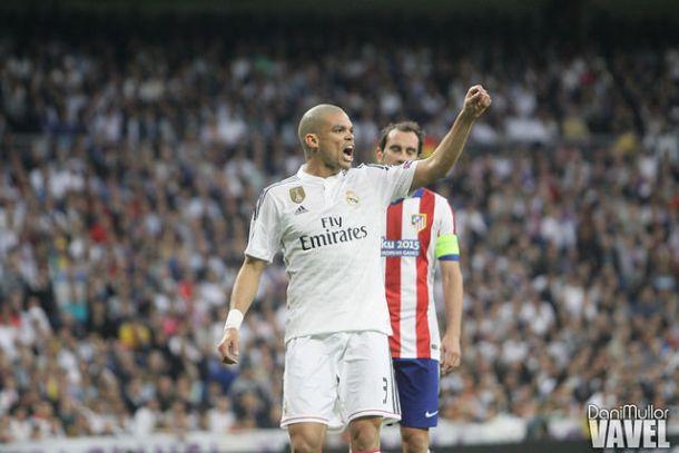 """Pepe: """"Entre Messi y Cristiano me quedo con Cristiano, es más completo"""""""