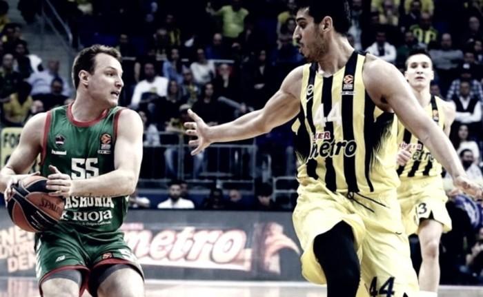 Eurolega - Il Baskonia è più forte degli acciacchi e sbanca Istanbul (74-79)