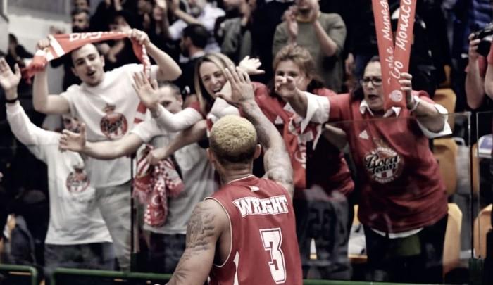 FIBA Champions League - Sassari rimane atterrita dalle triple di Monaco (76-79)