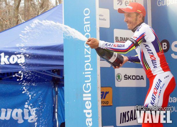 """Joaquim Rodríguez: """"Valverde estuvo demasiado fuerte"""""""