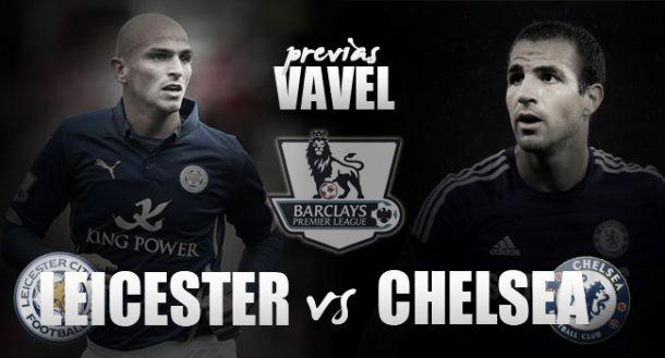 Leicester City - Chelsea: partido de extremos