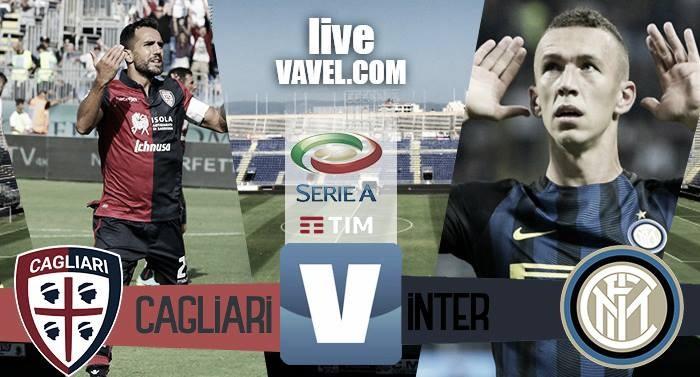Risultato Cagliari 1-5 Inter in Serie A 2016/17