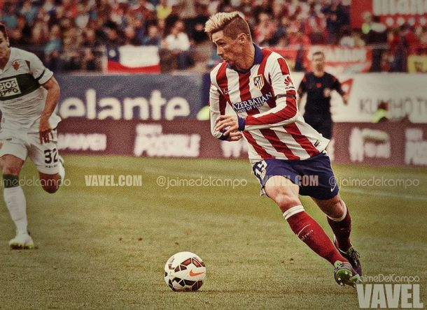 """Fernado Torres: """"Queremos luchar por todas las competiciones"""""""