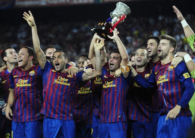 Once jugadores del Barça candidatos al equipo ideal de la FIFA/FIFpro