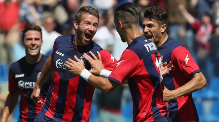 Crotone: contro la Juventus, Nicola pensa al 4-4-2 e si affida ancora a Falcinelli