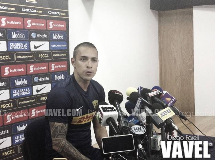 """Alfredo Saldívar: """"El apoyo de la afición siempre ha sido importante"""""""