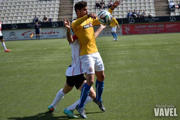Aday Benítez no seguirá en el Espanyol B