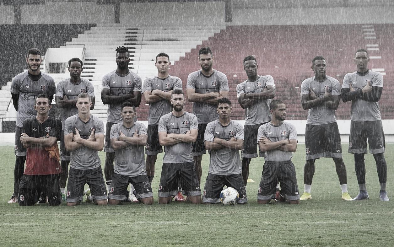 Eliminado, Santa Cruz deve poupar titulares contra Botafogo-PB