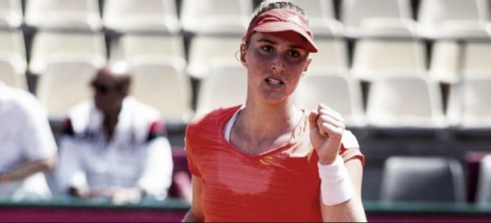 Roland Garros 2017: Bia Haddad garante participação brasileira na chave feminina