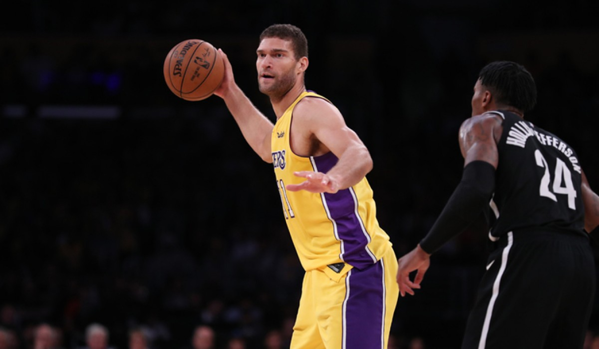 NBA - Pachulia a Detroit, Brook Lopez si accasa ai Bucks