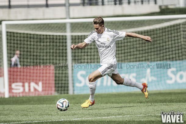 Dos goles de Marcos Llorente en sus tres últimos encuentros