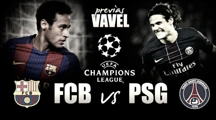 Previa FC Barcelona – PSG: superhéroes sin capa dispuestos a remontar