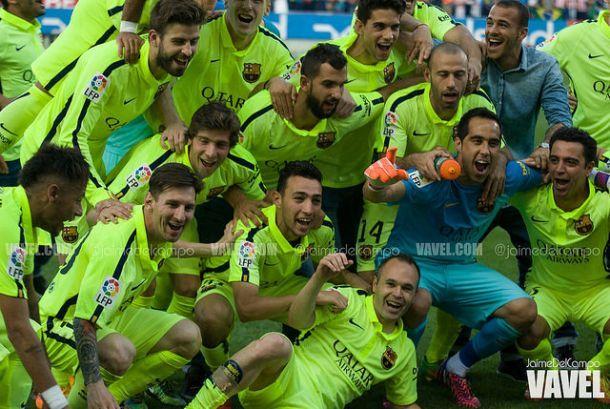 Liga: La cavalcata del Barcellona verso il titolo di Campione di Spagna