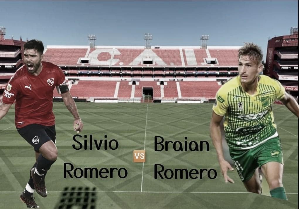 Silvio Romero vs Braian Romero: la esperanza llamada goleadores