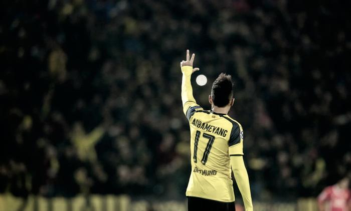 Il Borussia si gode un Aubameyang recuperato