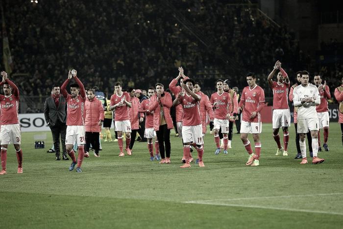 Liga dos Campeões: Benfica diz adeus às estrelas em noite de goleada alemã (4-0)